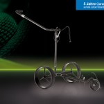 Novinka 2013 - Titanový vozík JuCad Mamba